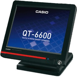 Kassarollen Casio QT6600 -...